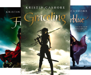 Graceling Realm (3 Book Series)