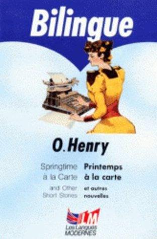 Printemps a La Carte/Springtime a La Carte