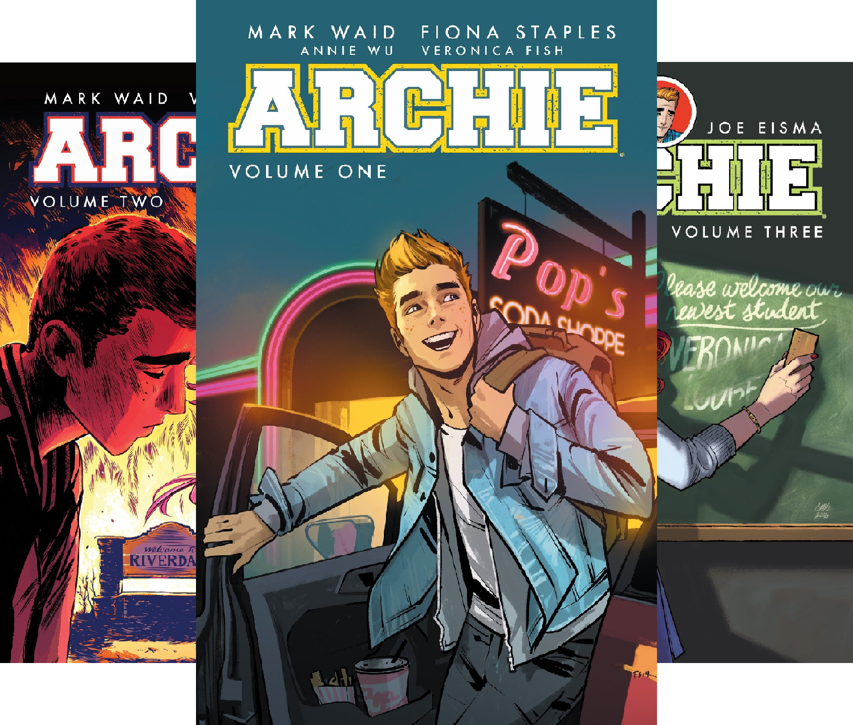 Archie (6 Book Series)