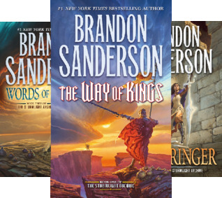 The Stormlight Archive - 3 Book Series