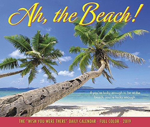 Ah, the Beach! 2019 Box Calendar