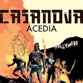 Casanova: Acedia (Issues) (8 Book Series)