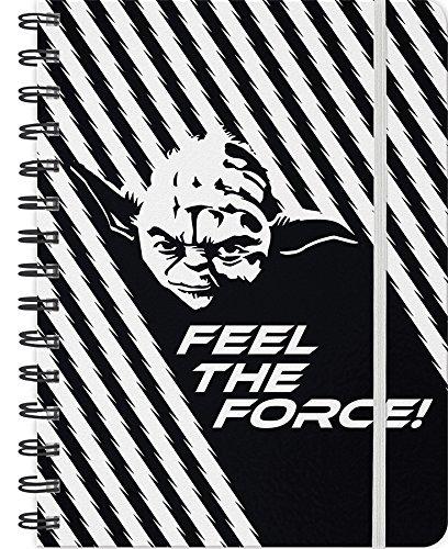 2019 Star Wars Weekly Note Planner