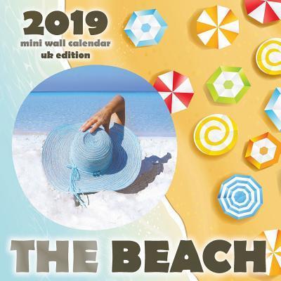 The Beach 2019 Mini Wall Calendar