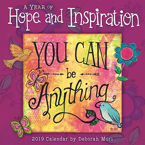 2019 a Year of Hope and Inspiration Mini Calendar: By Sellers Publishing