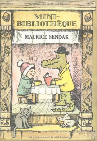 Mini-bibliotheque Maurice Sendak