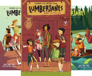 Lumberjanes (Collections) (6 Book Series)