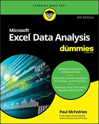 Excel Data Analysis For Dummies (For Dummies