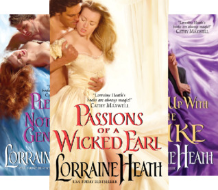 London's Greatest Lovers (3 Book Series)