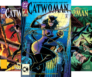 Catwoman (1993-2001) (Issues) (48 Book Series)