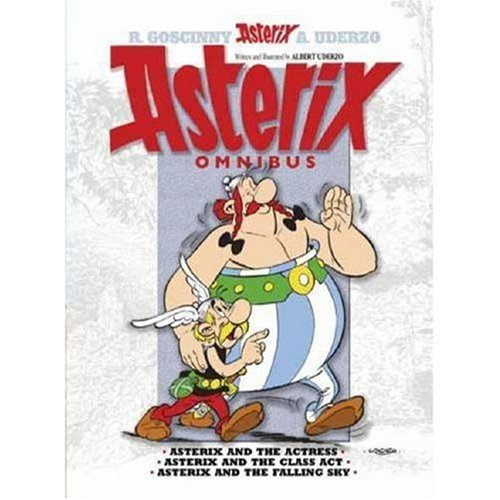 Asterix Trilogy 2: Three Great Asterix Stories in One Volume : Asterix the Actress - Asterix and the Class Act - Asterix and the Falling Sky