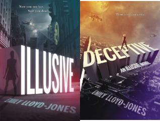 Illusive (2 Book Series)