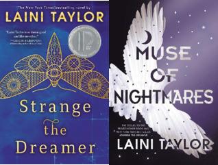 Strange the Dreamer (2 Book Series)