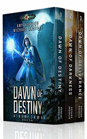 A New Dawn Boxed Set One: Dawn of Destiny, Dawn of Darkness, Dawn of Deliverance (New Dawn Boxed Sets Book 1)