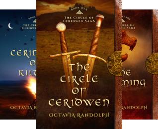 The Circle of Ceridwen Saga (6 Book Series)