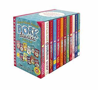 Dork Diaries x 12 box set
