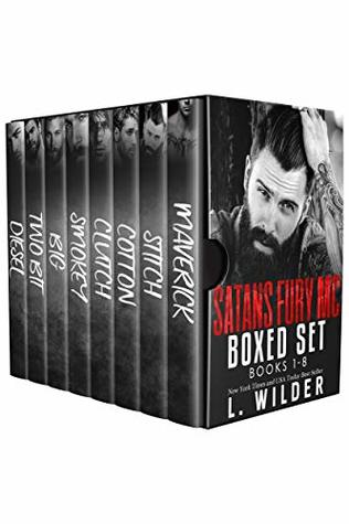 The Satan's Fury MC: Boxed Set, Books 1-8