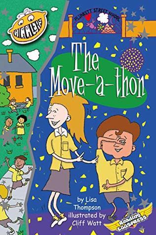 The Move-a-thon (US version) (Plunkett Street Book 1)