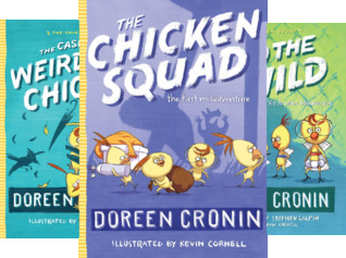 The Chicken Squad (6 Book Series)