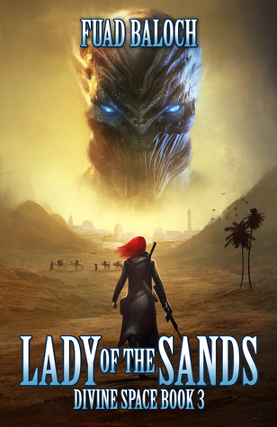 Lady of the Sands (Divine Space, #3)