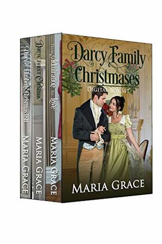Darcy Family Christmases: 3 book Digital Boxed Set