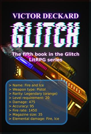 Glitch Book Five
