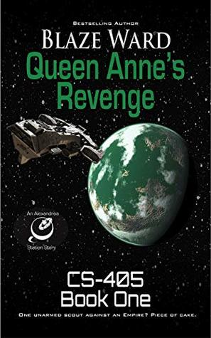 Queen Anne's Revenge (CS-405 Book 1)