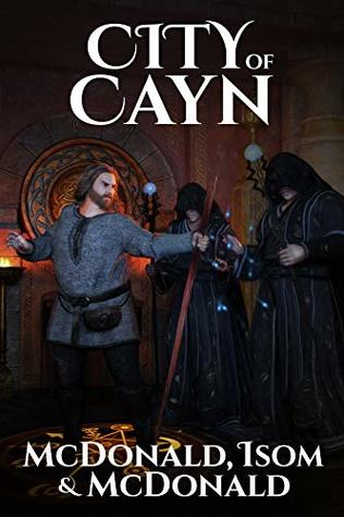 City of Cayn (The Cayn Trilogy Book 2)