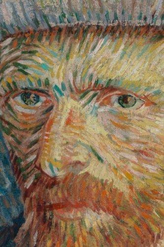 Journal: Vincent Van Gogh - Self Portrait