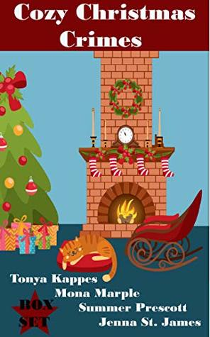 Cozy Christmas Crimes - A Cozy Christmas Box Set