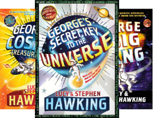George's Secret Key (5 Book Series)