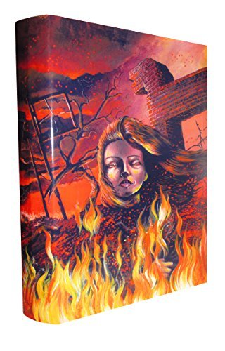 STEPHEN KING NEW COVER SERIES No. 16 FIRESTARTER - 1 / 500