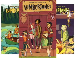 Lumberjanes (19 Book Series)