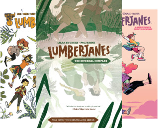 Lumberjanes (Issues) (50 Book Series)