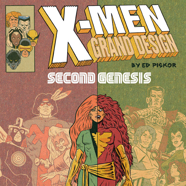 X-Men: Grand Design - Second Genesis (2018) (Issues) (2 Book Series)