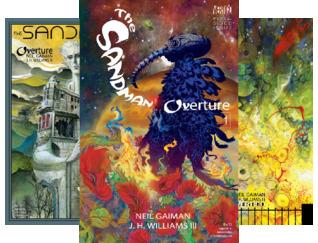 The Sandman- Overture (2013- ) (6 Book Series)