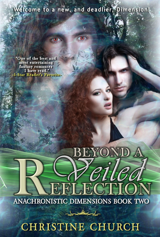Beyond a Veiled Reflection by Christine Church