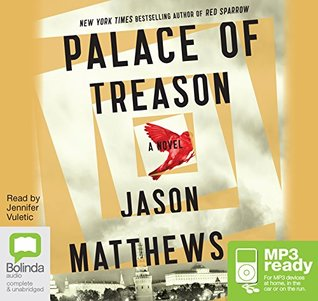 Palace of Treason: 2 (Dominika Egorova & Nathaniel Nash)