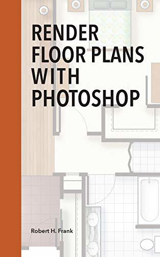 Render Floor Plans with Photoshop
