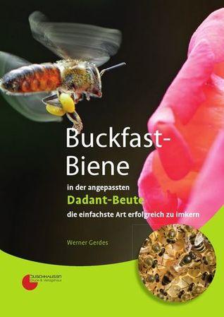 Buckfast-Biene in der angepassten Dadant-Beute, die einfache Art erfolgreich zu imkern