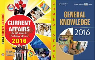 Combo of General Knowledge 2016 and Current Affairs 2016