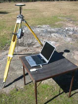 Development and Testing of a Portable GNSS Base Station.