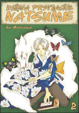 Księga Przyjaciół Natsume 2 (Natsume's Book of Friends #2)