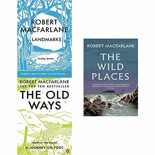 Robert Macfarlane 3 Books Collection Set
