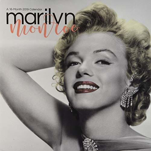 2019 Marilyn Monroe Wall Calendar