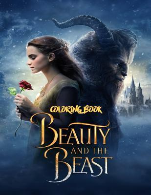 Beauty and the Beast Coloring Book: Coloring Book for Kids and Adults with Fun, Easy, and Relaxing Coloring Pages
