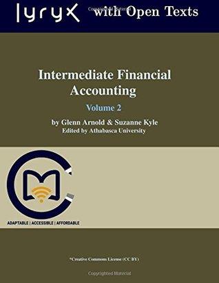 Intermediate Financial Accounting: Volume 2
