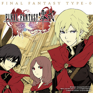 Final Fantasy 0 Type Issues 6 Book Series By Tetsuya Nomura