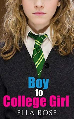 Boy to College Girl: Crossdressing Feminization Transgender