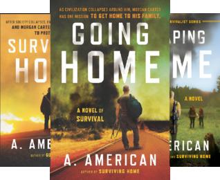 The Survivalist Series (5 Book Series)